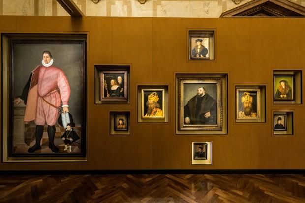 Exposição com curadoria de Wes Anderson é sucesso em Viena (Foto: Divulgação)