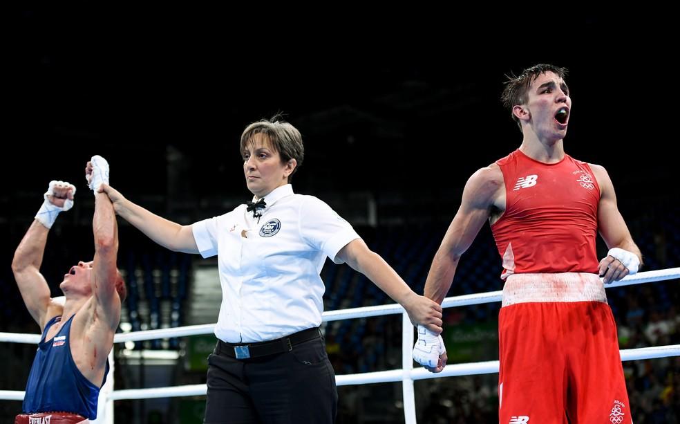 Vitória de Vladimir Nikitin na Rio 2016 é colocada em xeque cinco anos depois — Foto: Getty Images