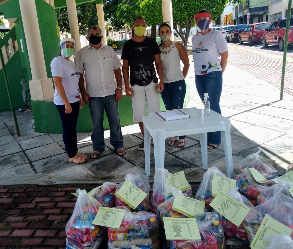 Solicitação foi feita através do presidente da Associação de Transporte Escolar de Arcoverde — Foto: Divulgação