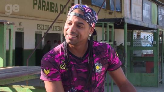 """Sob a sombra de CR7, Fábio Paim queria ser brasileiro: """"Deveria ter nascido aqui"""""""