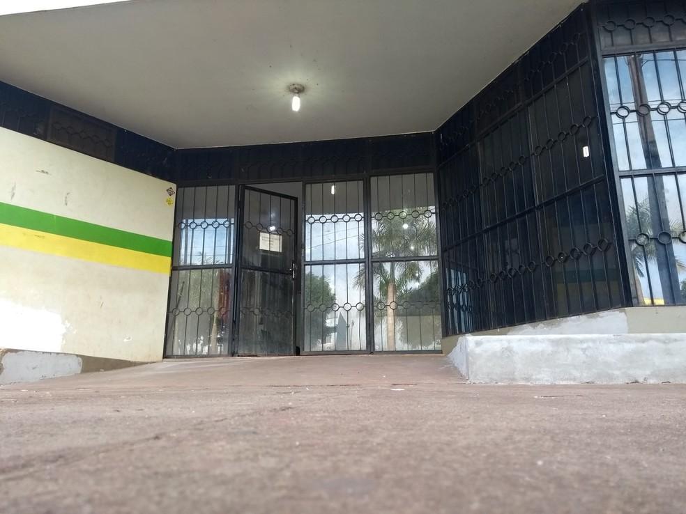 Registro da ocorrência foi feito na Central de Polícia, em Porto Velho — Foto: Toni Francis/G1