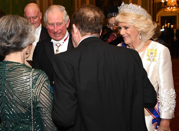 Charles e Camilla Parker Bowles  (Foto: Getty Images)