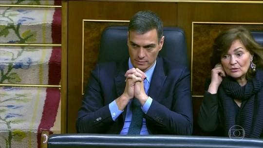 Primeiro-ministro da Espanha convoca eleições antecipadas para 28 de abril