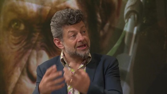 'Planeta dos macacos: A guerra' não tem bonzinhos e malvados, diz Andy Serkis em São Paulo