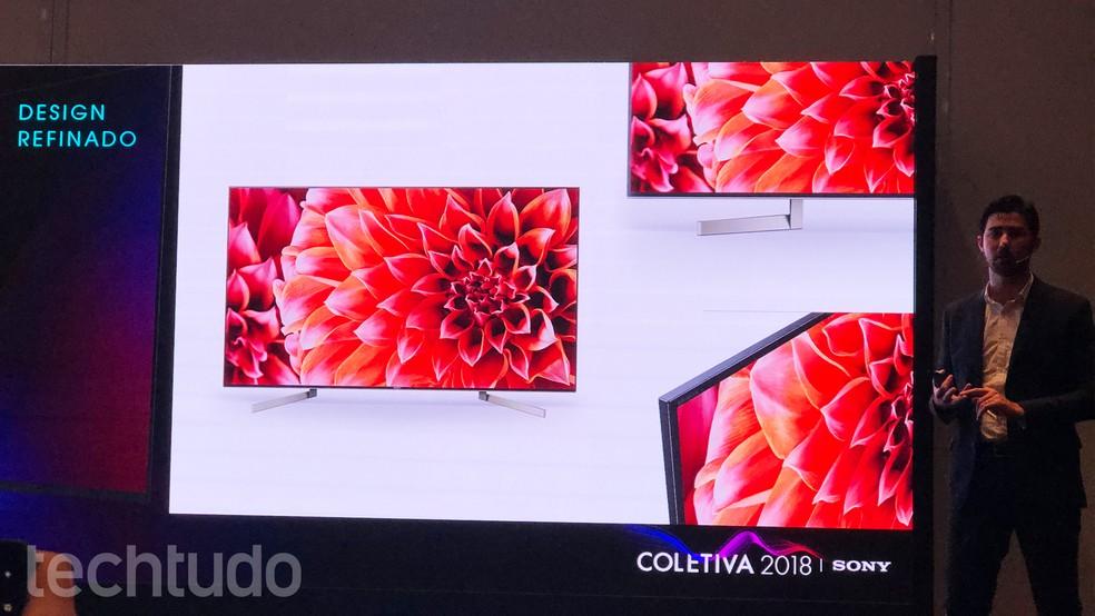 df40c8dfae7 ... Sony apresenta novos produtos durante evento em São Paulo — Foto  Anna  Kellen Bull