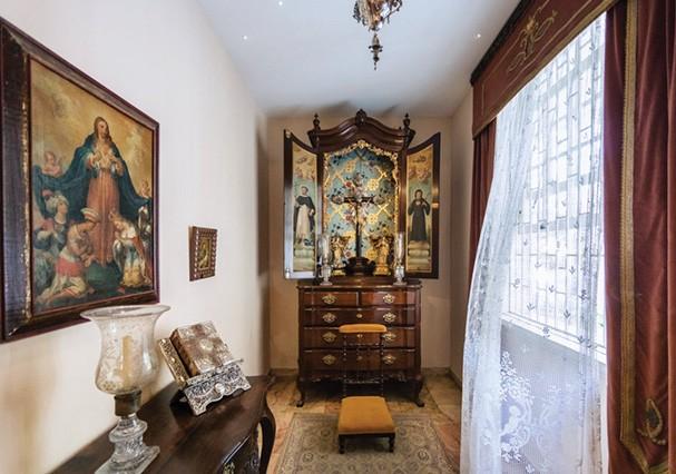 Sala do Museu Costa Pinto (Foto: divulgação)