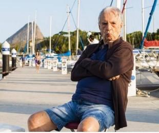 Orlando Drummond rodou filme aos 99 anos | Ellen Soares/Divulgação