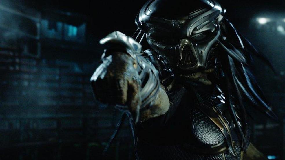Cena do novo 'Predador' — Foto: Divulgação/Fox