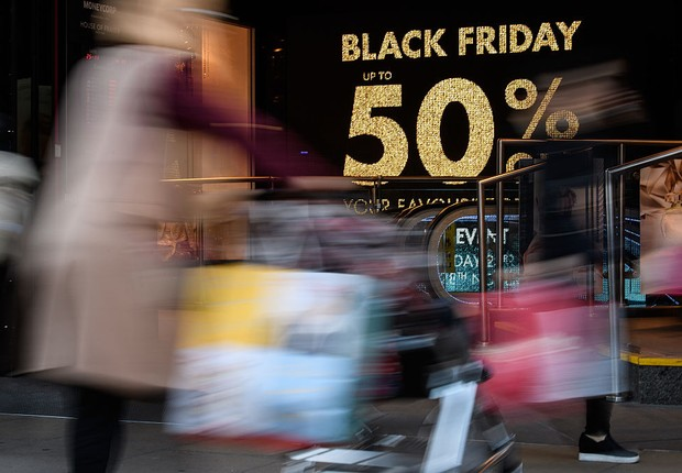 Black Friday (Foto: Leon Neal/Getty Images)