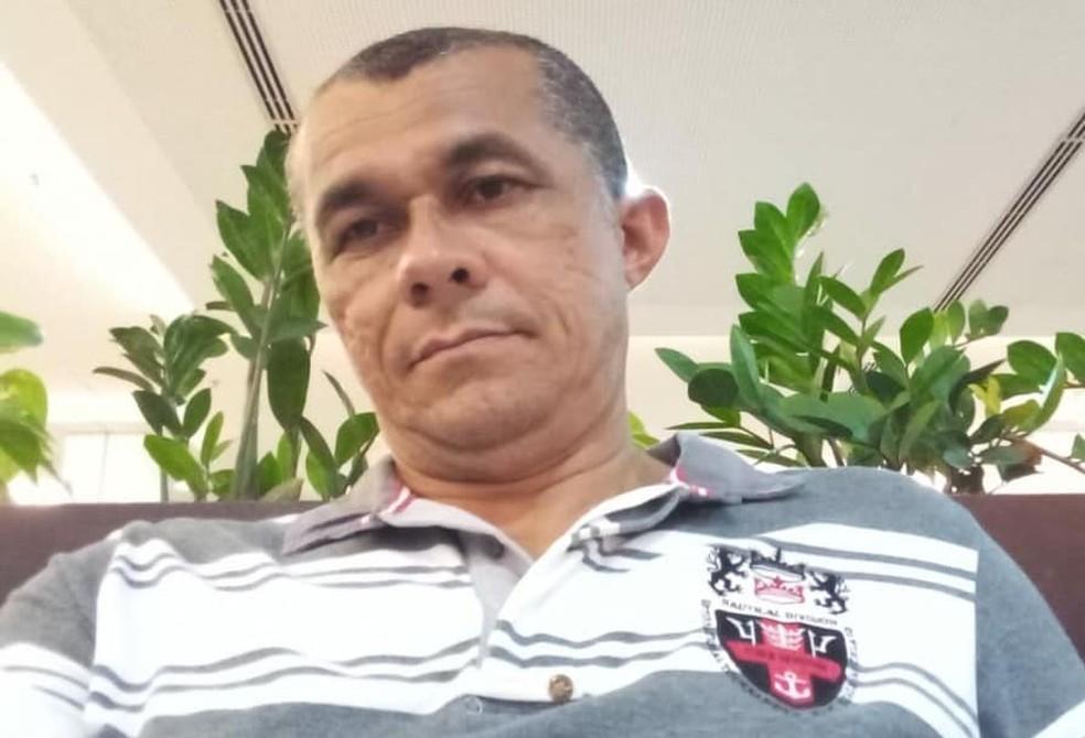 Caminhoneiro Obadias Pereira é considerado desaparecido desde o dia do assalto ao Banco do Brasil em Bacabal — Foto: Arquivo Pessoal