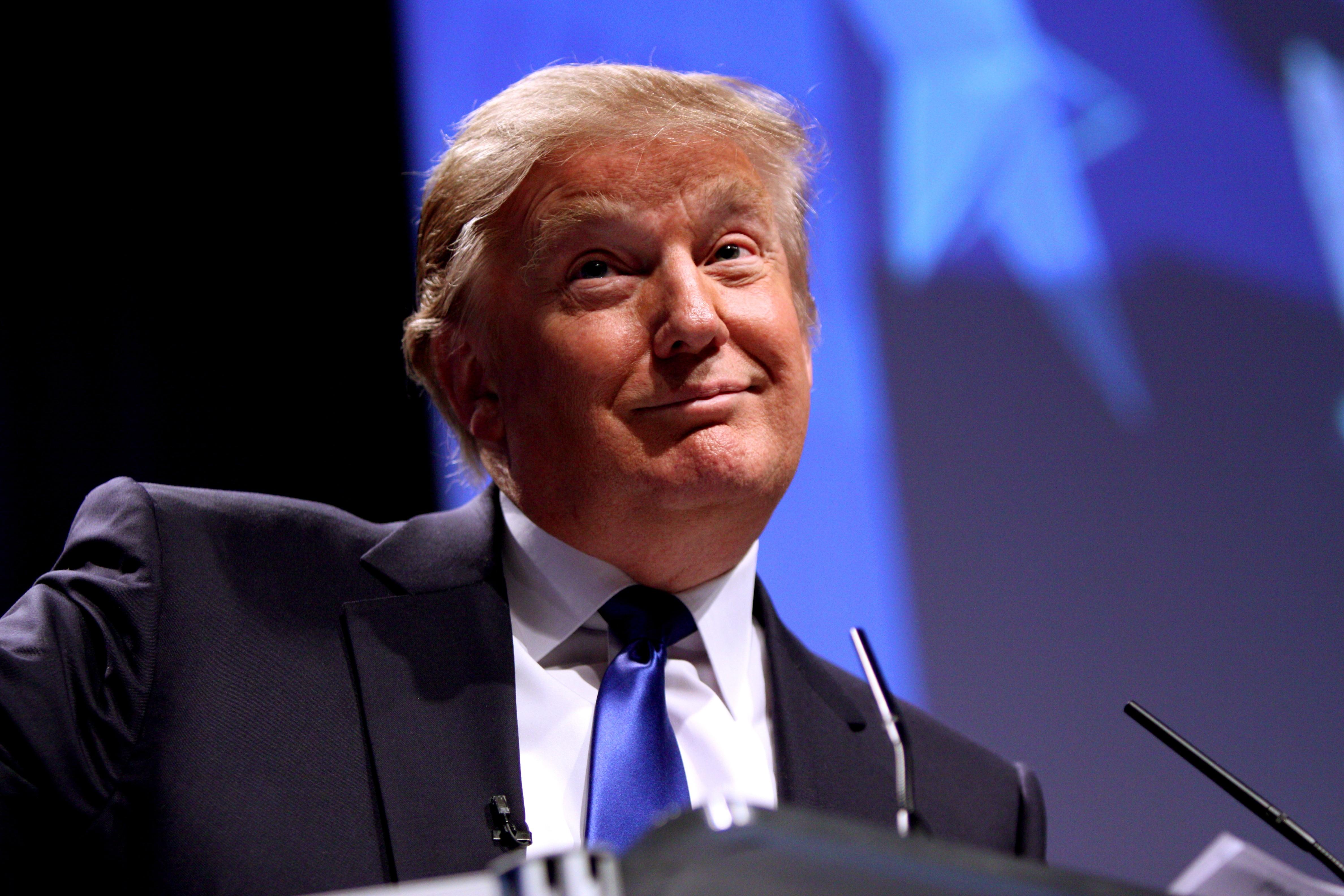 O presidente dos Estados Unidos, Donald Trump, anunciou hoje que o país sairá do Acordo de Paris (Foto: WikiCommons)