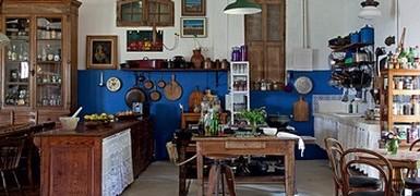 Gosta do clima de fazenda? Veja cozinhas aconchegantes (Evelyn Müller/Casa e Jardim)