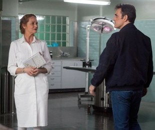 Melissa Leo e Matt Dillon em cena   Divulgação