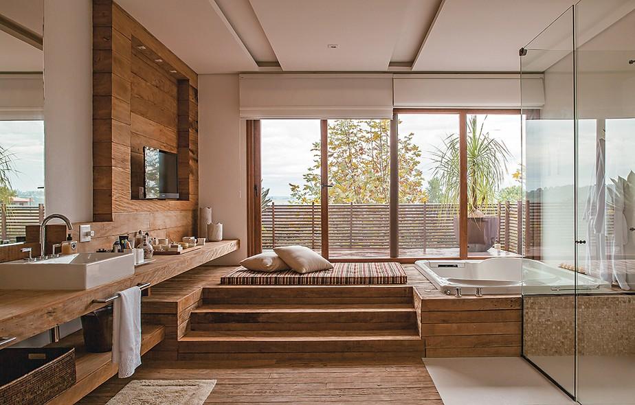 Super Banheiro spa - Casa e Jardim | Galeria de fotos LK94