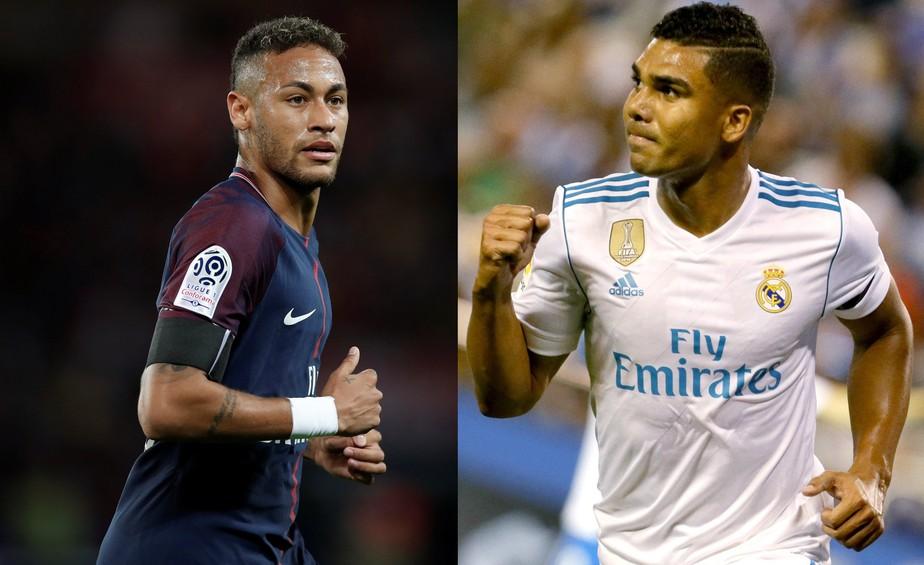 Radar da Seleção: Neymar, Casemiro e Alisson se destacam. Filipe Luís preocupa