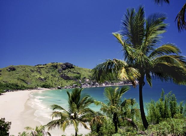 Praia do Bonete, em Ilhabela (Foto: Thinkstock)