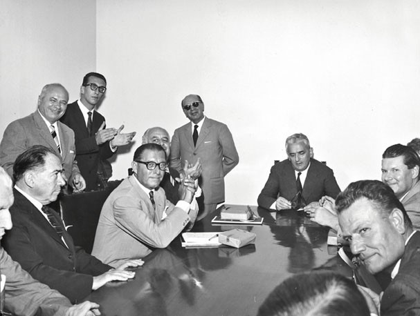 <em>Press Conference</em> do primeiro Salão do Móvel