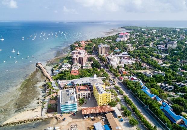 Dar Es Salaam, a cidade mais populosa da Tanzânia (Foto: Thinkstock)