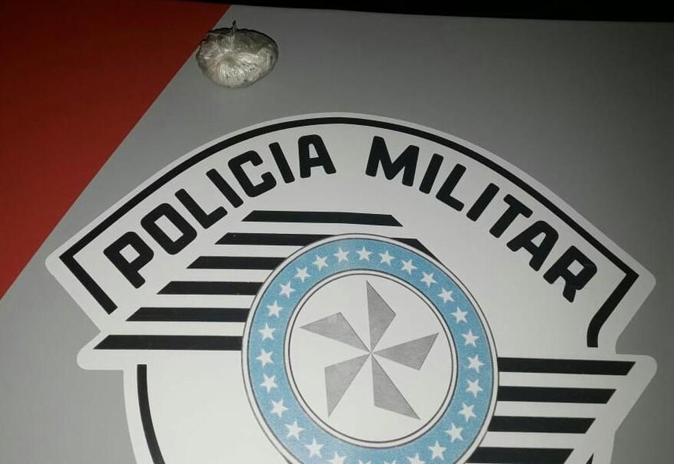 Flagrante ocorreu nesta quarta-feira (11) — Foto: Polícia Militar
