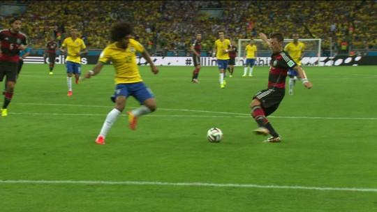 Nem 7 a 1, nem ouro olímpico: Brasil sub-17 quer capítulo próprio contra Alemanha