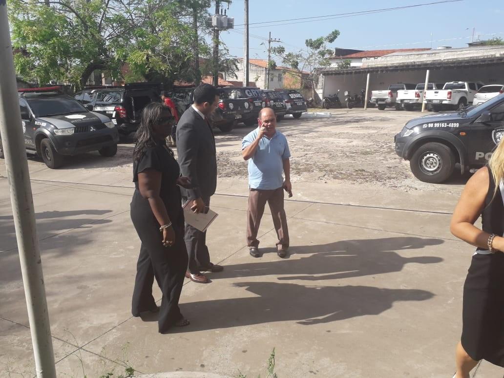 Vereador Astro de Ogum fica calado durante depoimento sobre caso de estupro em São Luís - Notícias - Plantão Diário