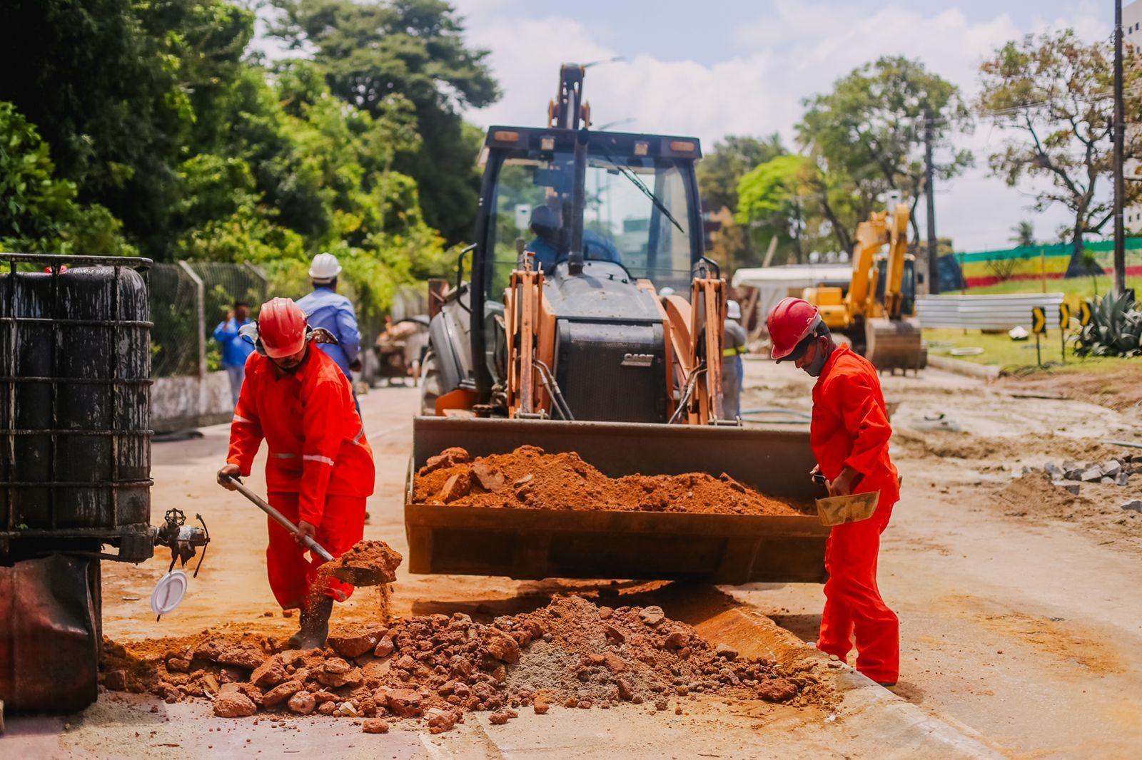 Trânsito da avenida Dom Pedro II será liberado nesta sexta-feira, diz prefeitura