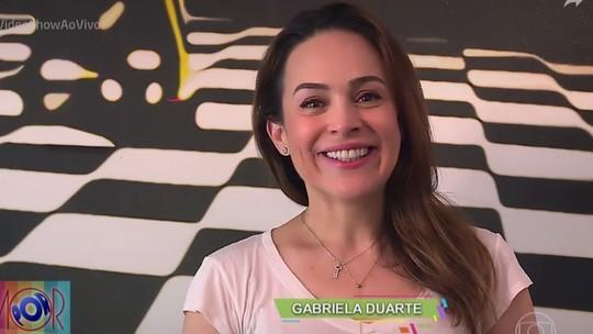Gabriela Duarte diz que Eduarda de 'Por Amor' foi um divisor de águas em sua carreira: 'Me deu muita maturidade'