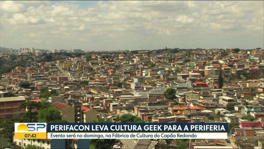 Comic Con da Periferia, PerifaCon leva atrações de cultura pop ao Capão Redondo neste domingo