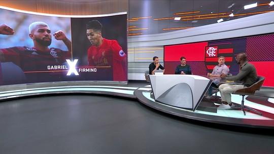 Paulo Nunes fala sobre diferenças entre Gabigol e Firmino, Europa e protagonismo no time