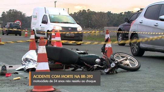 Homem de 34 anos morre em acidente de trânsito em Rio Grande