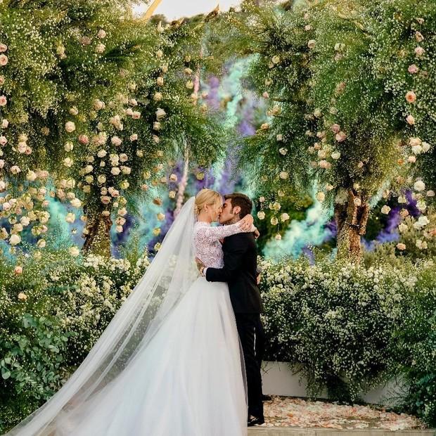 Casamento Chiara Ferragni  (Foto: Reprodução/ Instagram)