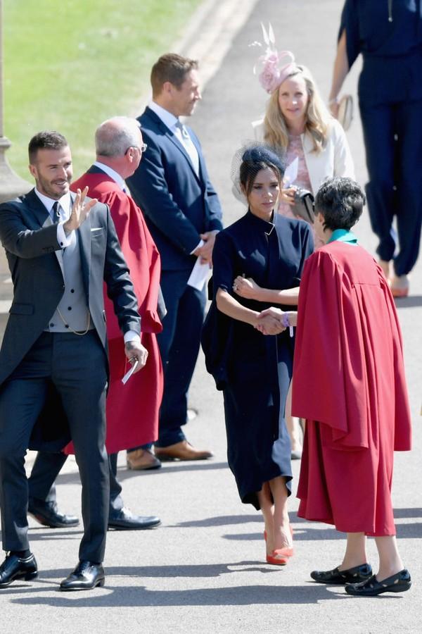 David e Victoria Beckham (Foto: Getty Images)