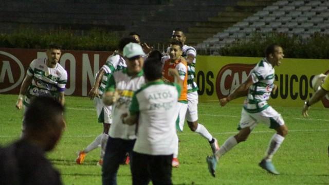 Altos x Santa Cruz - 7ª rodada da Série C do Campeonato Brasileiro
