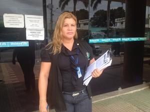 Chefe de fiscalização do Procon, Lana Silva (Foto: Jorge Abreu/G1)