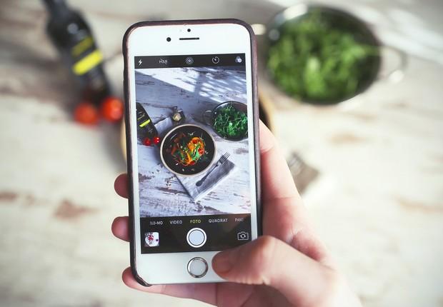 fotografando comida; foto; insta food (Foto: Pixabay)