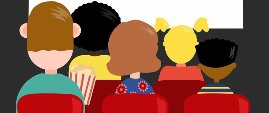 Projeto leva estudantes da rede pública do DF ao cinema, com transporte e pipoca