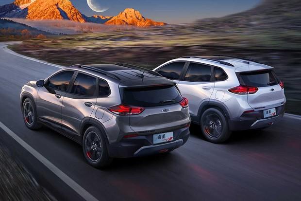 Chevrolet Tracker é revelado com motores 1.0 e 1.3 turbo e ...