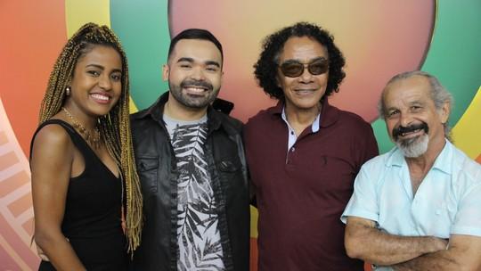 'Paneiro' celebra aniversário de Manaus com Adal, Chico da Silva e Jéssica Stephens