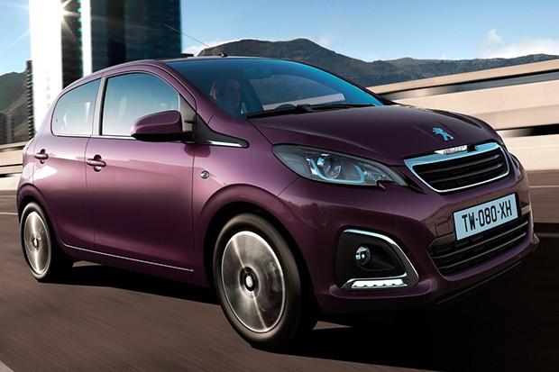 Peugeot 108 (Foto: Divulgação)