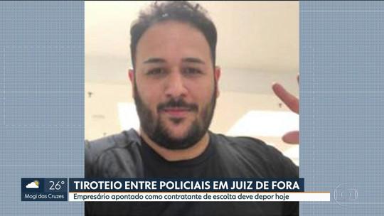 Empresário envolvido em tiroteio entre policiais de SP e Minas vai se apresentar à Corregedoria, diz advogado