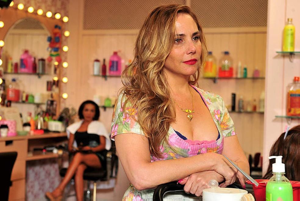 E como não lembrar de Monalisa, em 'Avenida Brasil', em 2012? — Foto: Acervo TV Globo