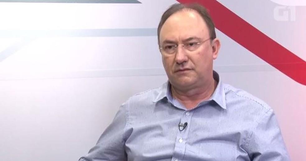 Neilton Mulim foi prefeito de São Gonçalo até 2016 (Foto: G1 Rio)