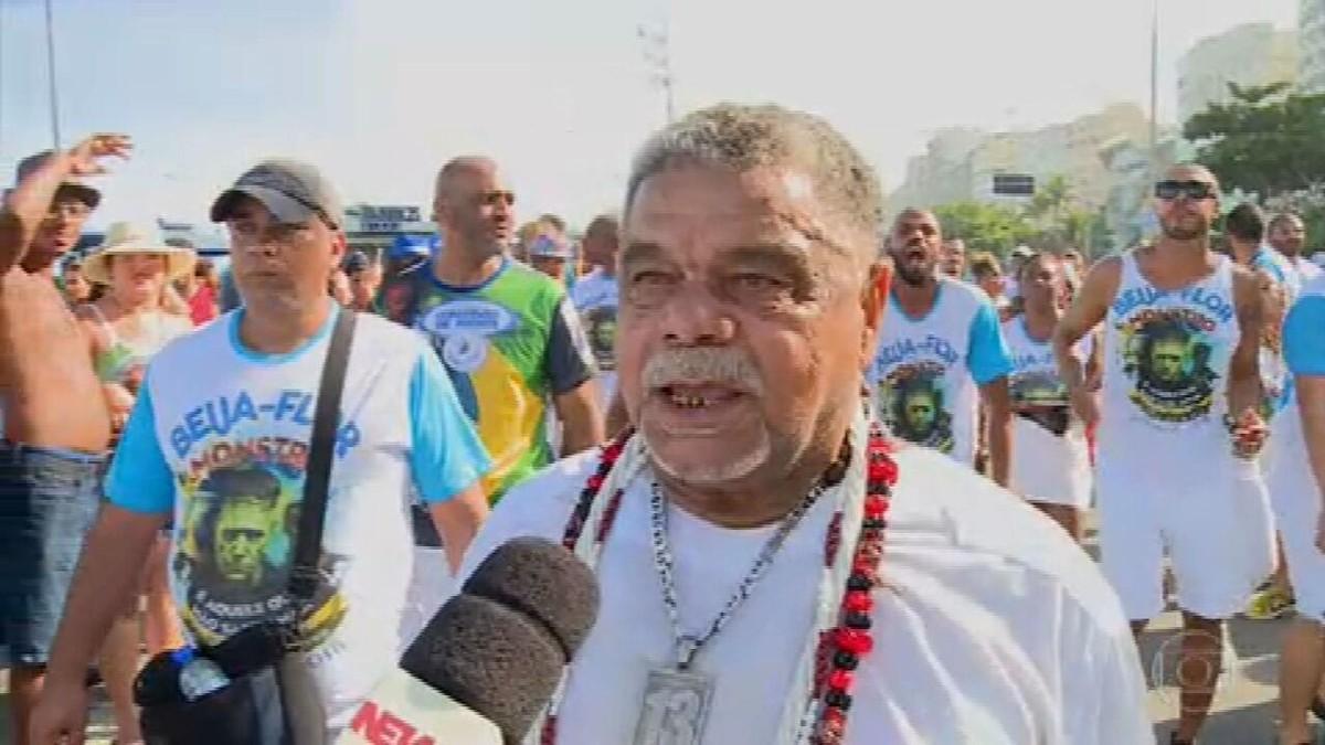 Carnavalesco Laíla morre aos 78 anos, vítima da Covid