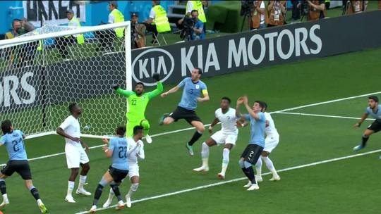 """Suárez enxerga melhora em relação a jogo com Egito: """"Não me sentia confortável"""""""
