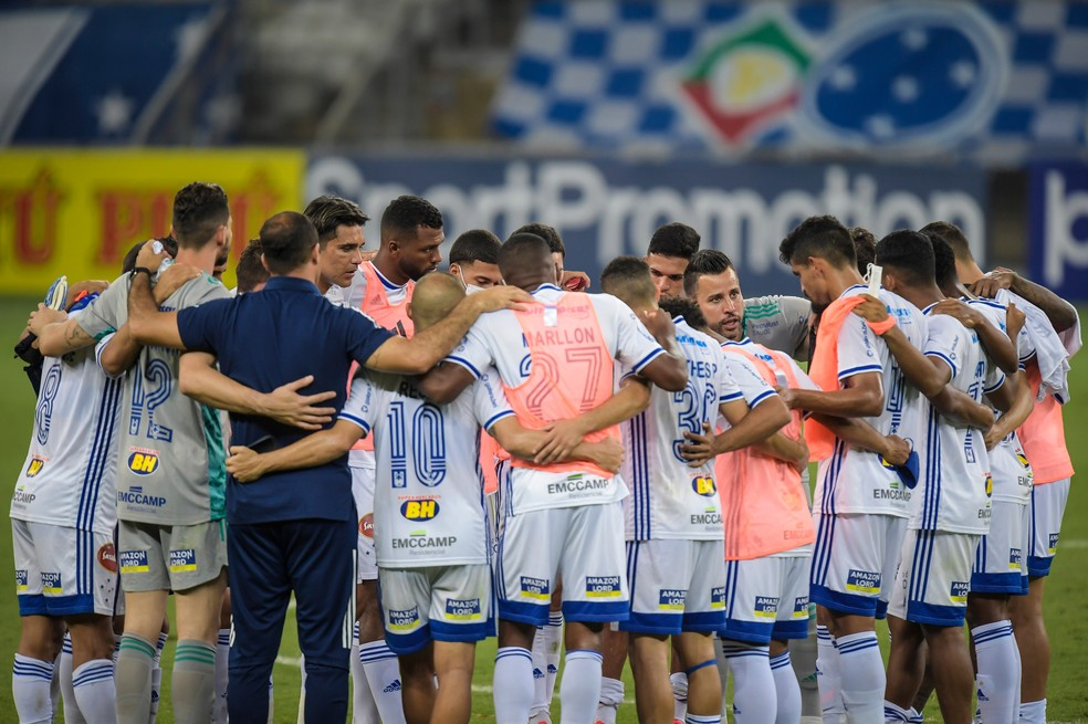 Analise Cruzeiro Segue Preso A Equivocos E Hoje Luta Contra Queda A Serie C E Foco Unico Cruzeiro Ge