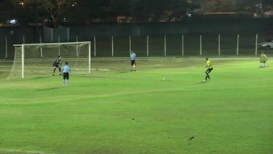 Sub-20: Vilhenense vence o Porto Velho nos pênaltis e garante vaga na final