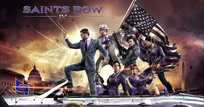 Saints Row 4 é banido na Austrália por conter cenas de conteúdo adulto