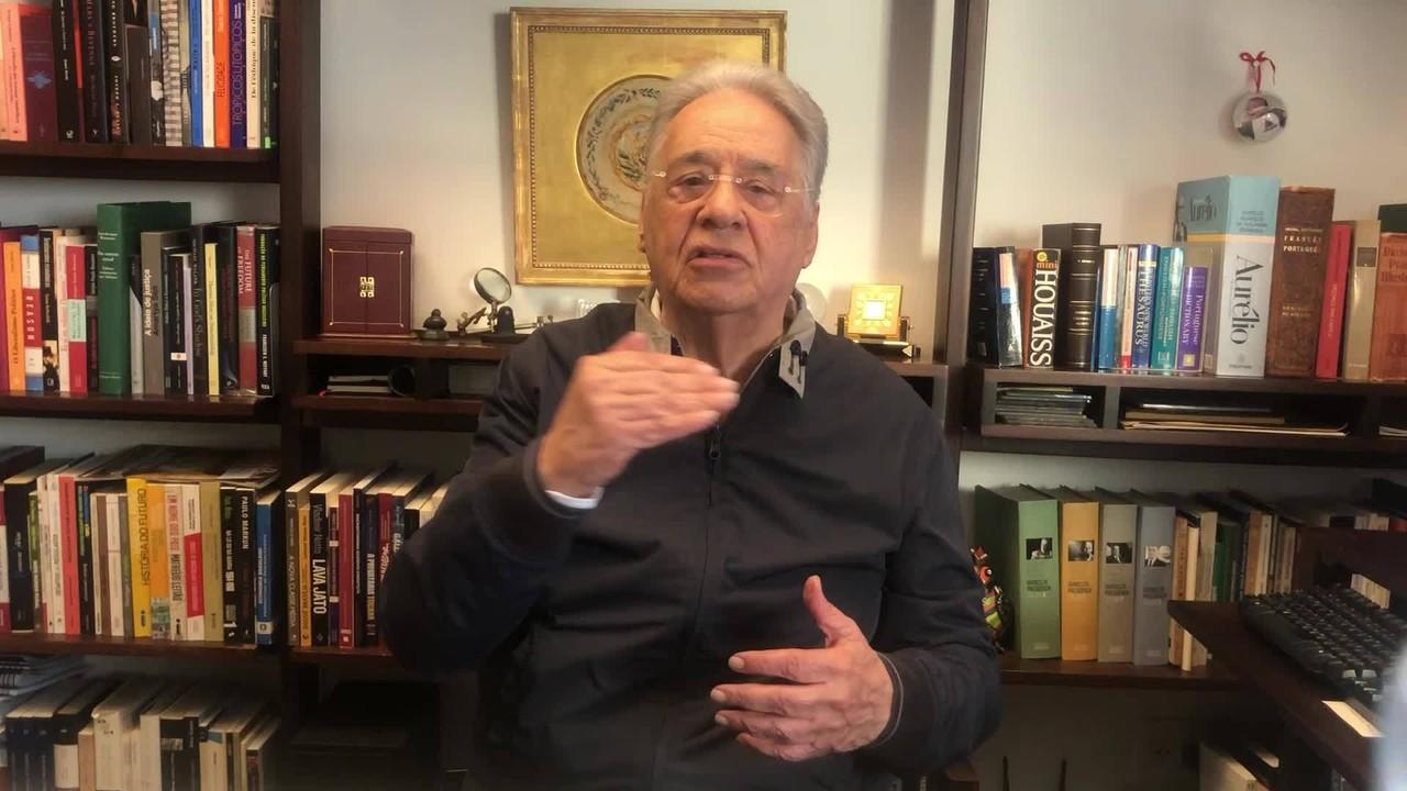 O que aprendemos com a crise: Fernando Henrique Cardoso