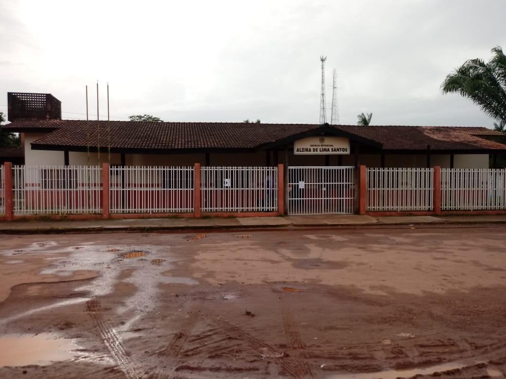 MP aponta estrutura precária em escola no AP e exige que governo a reforme em até 30 dias - Noticias