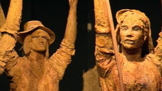 O Programão é aproveitar o Festival de Esculturas do Rio